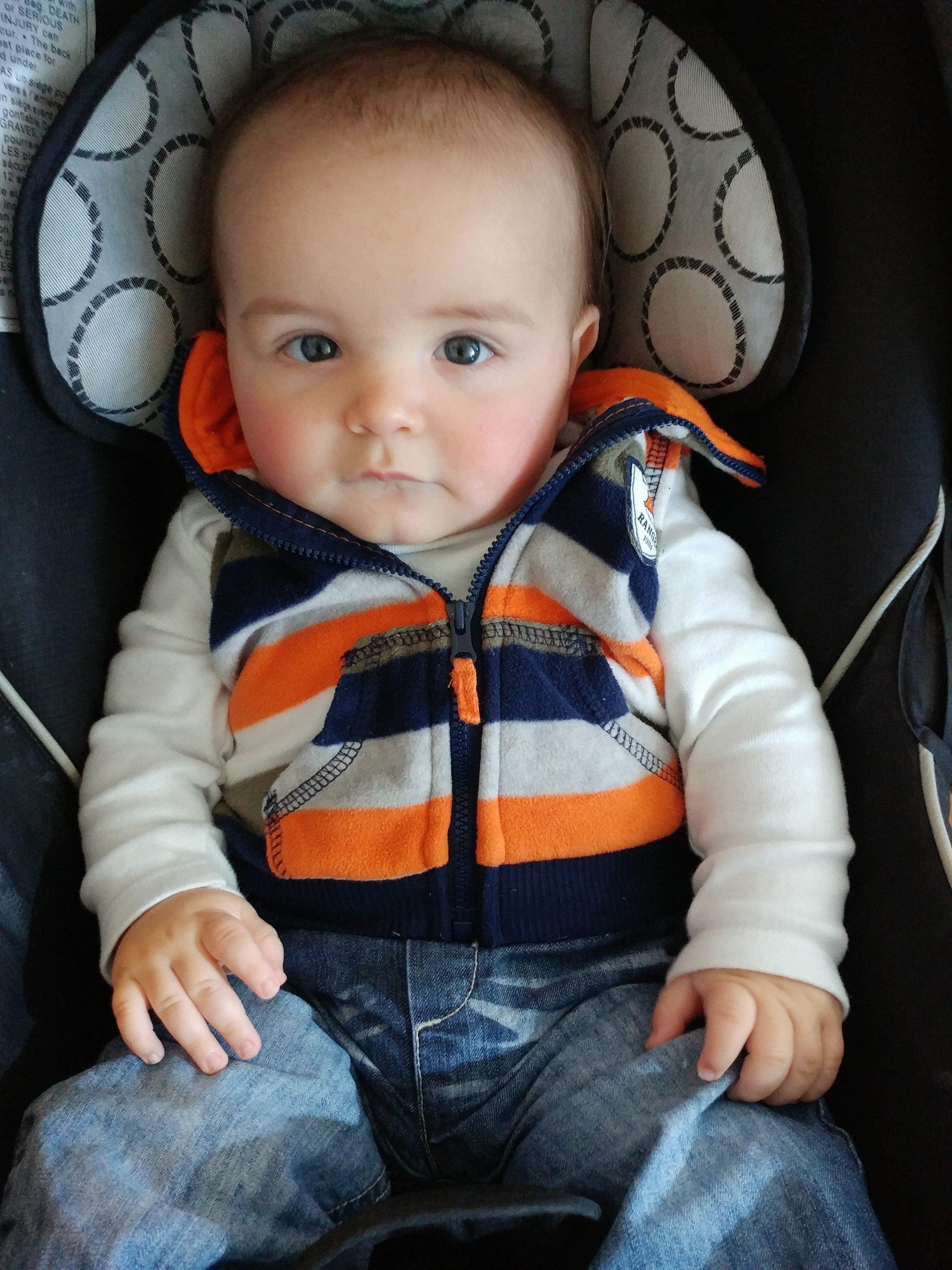 5 Months Old Coen John C J Weicker
